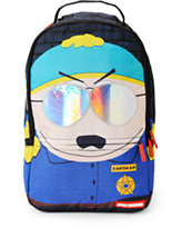 Sprayground x South Park Cartman Cop Backpack
