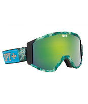 Spy Raider Field Of Dreams Snowboard Goggles