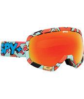 Spy x Dabs Myla Platoon TSL Snowboard Goggles