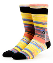 Stance Barracks Striped Crew Socks
