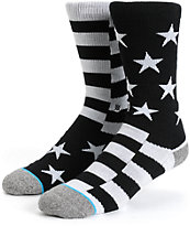 Stance Bunker Stars & Stripes Crew Socks