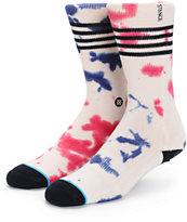 Stance Dressel Tie Dye Crew Socks