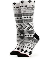 Stance Fishbones Tribal Crew Socks