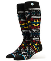 Stance Florida Native Print Merino Wool Snowboard Socks