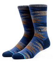 Stance Four Corners Blue Crew Socks