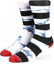 Stance Garcia Tie Dye Crew Socks