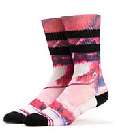 Stance Girls Electric Palms Crew Socks