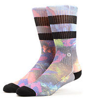 Stance Girls Galactacat Crew Socks