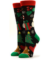 Stance Holiday Holwup Crew Socks