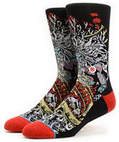 Stance Jason Jessee Poseidon Black Crew Socks