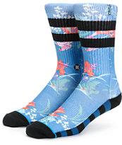 Stance Kurumi Floral Crew Socks