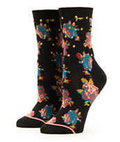 Stance Midnight Rose Crew Socks