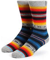 Stance Montanoso Blanket Crew Socks