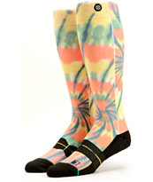 Stance Montengo Tie Dye Snowboard Socks