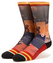 Stance NBA Alonzo Mourning Crew Socks