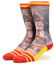 Stance NBA Hakeem Olajuwon Crew Socks