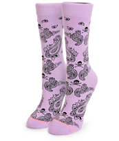 Stance Poisoned Paisley Crew Socks