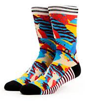 Stance Polly Bright Colored Crew Socks