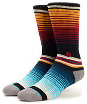 Stance Rancho Blue Stripe Crew Socks