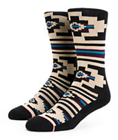 Stance Rivington Tribal Print Crew Socks