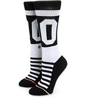 Stance Straight LA Crew Socks