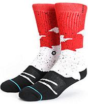 Stance Swanky Color Block Crew Socks