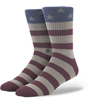 Stance The Fourth Red, White, & Blue Crew Socks
