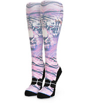 Stance White Bengal Snowboard Socks