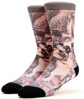 Stance Wolfsbane Crew Socks