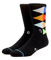 Stance X Fourstar Argyle Crew Socks