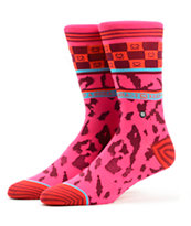 Stance X Keep A Breast Pink Is Punk Crew Socks