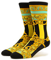 Stance x Santigold Gold Link Crew Socks