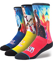 Stance x Workaholics 3 Pack Crew Socks