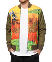 Staple Aviano Bomber Jacket