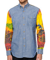 Staple Aviano Button Up Shirt