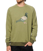 Staple Base Pigeon Crew Neck Sweatshirt