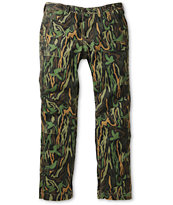 Staple Bushwick Camo Slim Fit Pants