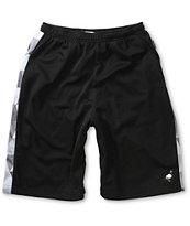 Staple Fractal Mesh Shorts