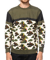 Staple Militech Crew Neck Sweatshirt