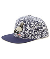 Staple Pigeon Scribble Snapback Hat