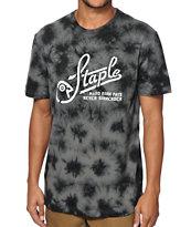 Staple Pigeon Script Tie Dye T-Shirt
