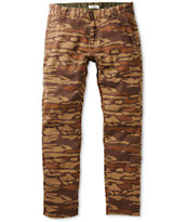 Staple Redwood Twill Slim Fit Pants