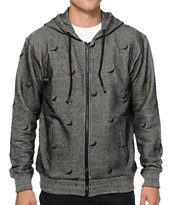 Staple Repeat Pigeon Zip Up Hoodie