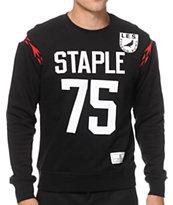 Staple Tackle Crew Neck Sweatshirt