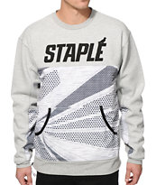 Staple Titan Crew Neck Sweatshirt