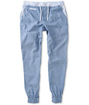 Staple Warwick Chambray Jogger Pants
