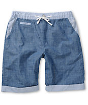 Staple Warwick Chambray Shorts