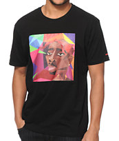 Staple x Natural Picasso Tupac T-Shirt