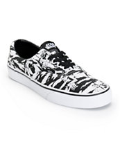 Star Wars x Vans Era Dark Side Storm Camo Shoes