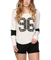 Starling 96 Bandana Fill Raglan Shirt